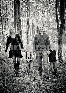Fam in the Woods BW-0253