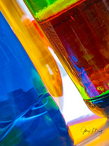 Glass and Light #7