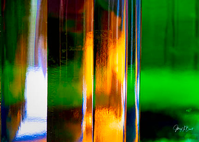 Glass and Light #2