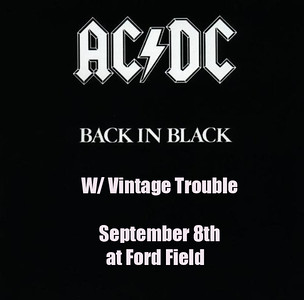 AC/DC and Vintage Trouble