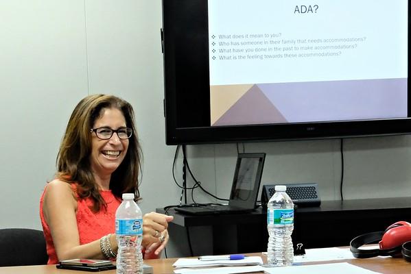 ADA deaf Inclusion Training 2016