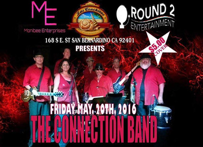 5-20-2016 THE CONNECTION BAND