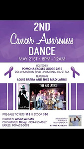 5-21-2016 CANCER AWARENESS DANCE