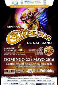 5-22-2016 MARIACHI LOS CAMPEROS de Nati Cano