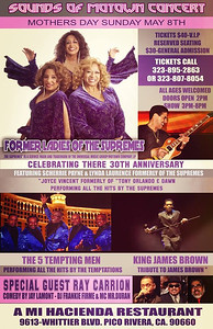 5-8-2016 MOTHERS DAY MOTOWN