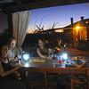 The beauty of a desert nightfall with Roseann and Jonathan Hanson of Overland Expo.