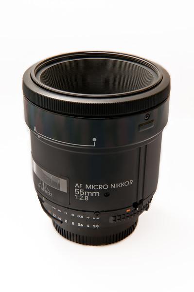 AF Micro Nikkor 55mm F2.8