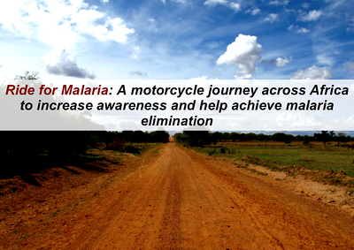 AFRICA: Ride for Malaria