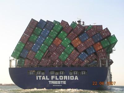 ITAL FLORIDIA Incident 22 Jun 2007