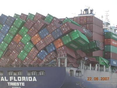ITAL FLORIDIA Incident 22 Jun 2007-001