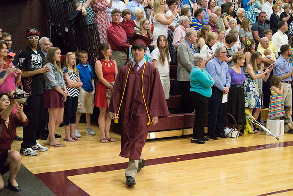 AJ HS Graduation