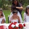 "Ara, age 14, Iraq<br /> <br /> ""My sister's First Communion."""