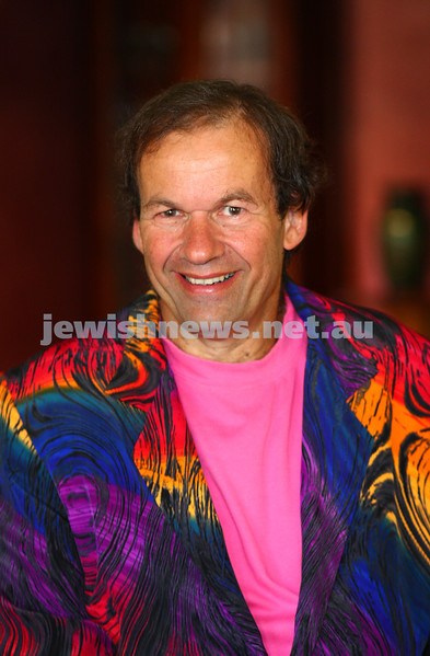 Dick Gross. Awarded  AM in the 2010 Australia Day honor list. photo: peter haskin