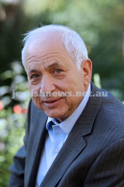 10-6-11. Barry Novy. Recipient of OAM in the 2011 Queens Birthday honours list for his charitable work, mainly with chiledren. Photo: Peter Haskin