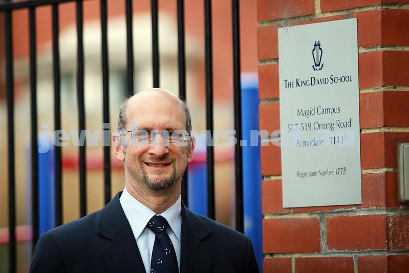 Jim Cyngler OAM. Queens birthday honours 2009. photo: peter haskin