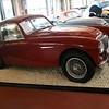 Favoriete auto van de heer Donald Healey