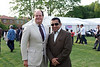 Stephen Hammond MP and Lord Tariq Ahmed at the party