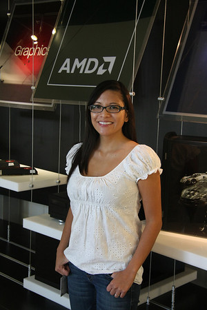 AMD Portraits