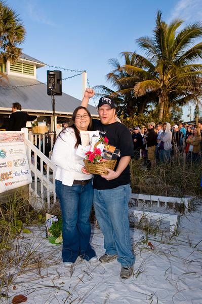 5   Ocean Spa Basket - Lisa Samuels & Michael Morrison