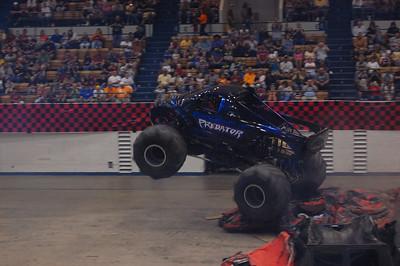 AMP Monster Truck Show--Knoxville, TN September 2007
