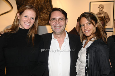 Amandine Lesaffre, Eric Mourlot, Melanie Bouvard photo by Rob Rich © 2009 robwayne1@aol.com 516-676-3939