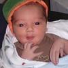 Five days old, Andrew Elias Sorensen