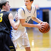 Don Knight / The Herald Bulletin<br /> Anderson Preparatory Academy hosted Morristown on Thursday.