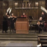 FANFARE CONSORT. GEMS Live! showcase concert, January 11, 2009, NYC.  Video by Paul Ross.
