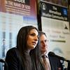SPEAKING: Shehrbano Taseer - Journalist with Newsweek and Daughter of former Governor of Punjab Salmaan Taseer