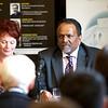 Mr Rafiq Hayat - National President, Ahmadiyya Muslim Association UK