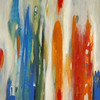 Modern Muse- Ridgers, AEAZAS13, 40x40 on canvas