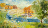 Afternoon Walk- Martin, AEJM13- 30x50 canvas