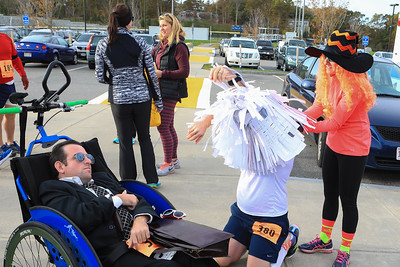 2016 Trick or Trot-9