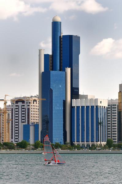 UAE - Abu Dhabi Corniche (Hilton Baynunah Abu Dhabi )