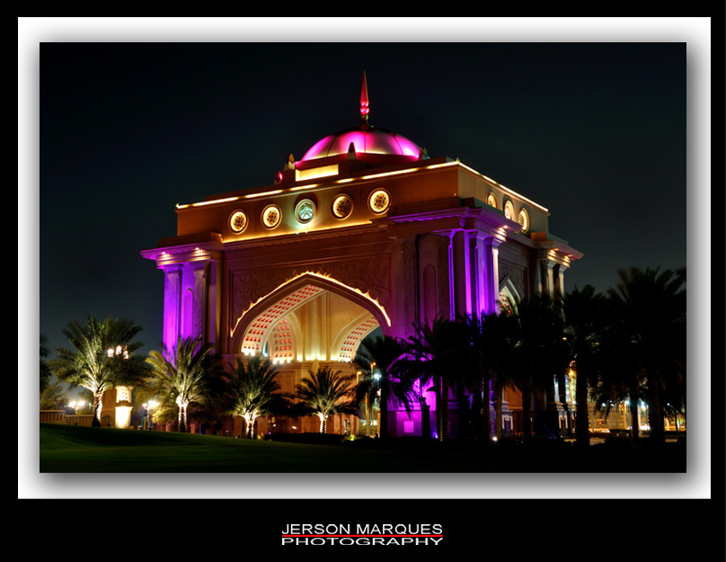 EMIRATES PALACE GATE