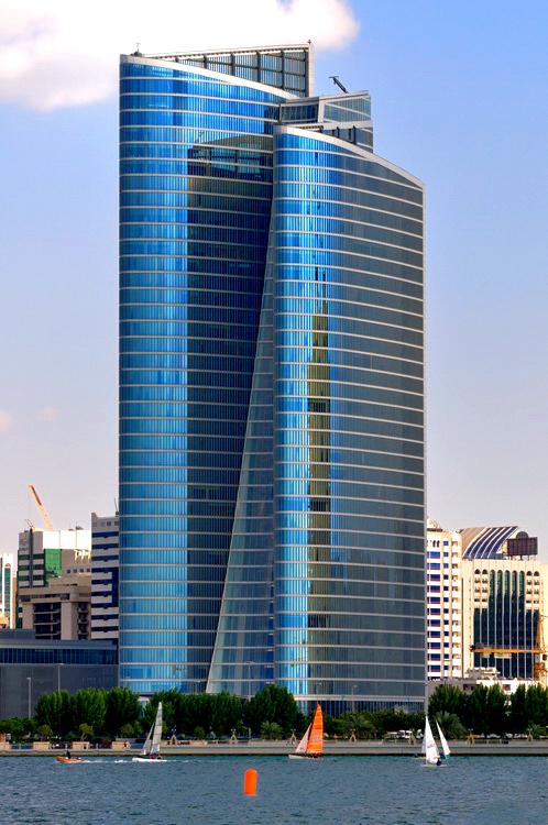 ADIA HEADQUARTERS  (Abu Dhabi) UAE