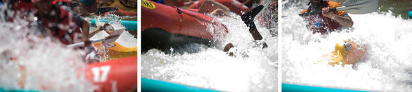 Raft Carnage Sequence, ASCI course