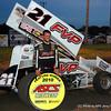 Brian Brown ASCS Winner Boone County Raceway