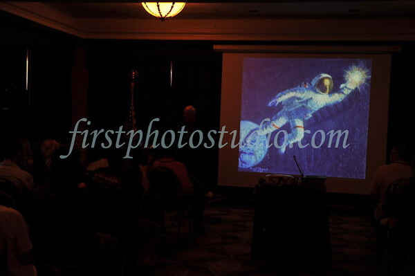 ASF's 2011 AAMS Astronaut Alan Bean VIP Lecture (Plat Plus Guests)