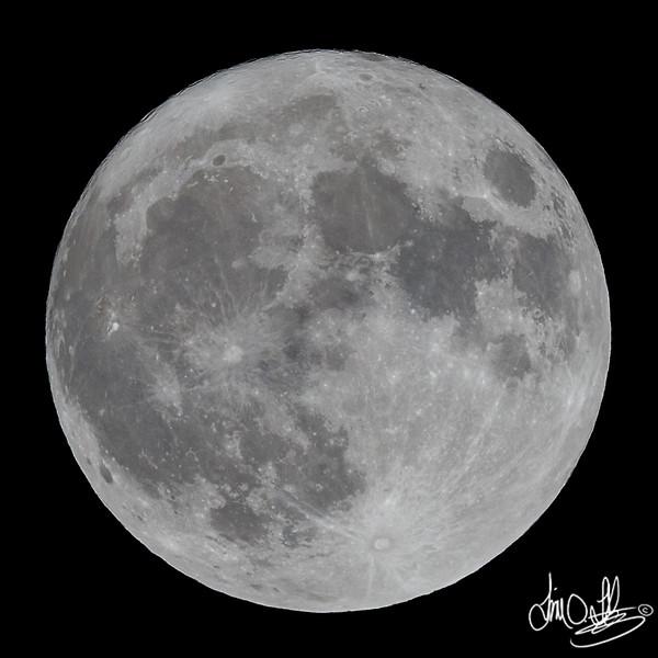 Full Harvest Moon