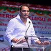 Mohammed Azheruddin MP, speaking at ATA meet in Atlanta on 7th July 2012...Mohammed Jaffer-SnapsIndia