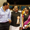 Mohammed Azheruddin MP,Madhu Yasakhi and Kavitha KCR at ATA meet in Atlanta on 7th july 2012...Mohammed Jaffer-SnapsIndia