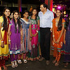 Mohammed Azheruddin MP, interacting with NRI Telugu girls at ATA meet in Atlanta on 7th July 2012...Mohammed Jaffer-SnapsIndia