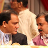 Mohammed Azheruddin former Indian skipper and Member of Parliment and  Madhu Yaskhi Goud MP at American Telugu Association 12th Conference and Youth convention  Georgia World Congress Center on july6th 2012...pic Mohammed Jaffer/SnapsIndia