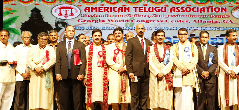 Execitive committee members of ATA in Georgia Atlanta onn 7th june 2012...pic MOhammed Jaffer-SnapsIndia