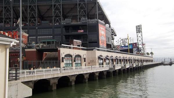 AT&T Park, SF Giants Vs. Atlanta Braves 05-23-2011