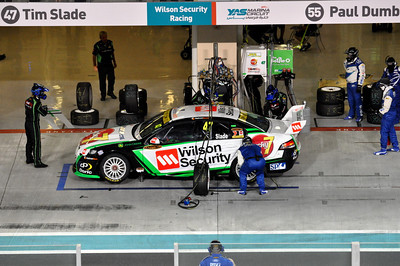 TYRES & FUEL  DRIVERS MAKE A PIT STOP FOR FUEL & TYRES CHANGE