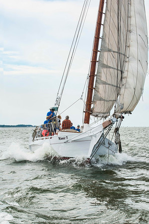 2016 Deal Island 57th Skipjack Race