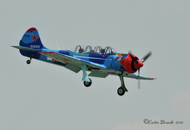 Easton, MD<br /> Aerostar S A  YAK-52  a/2 2009<br /> Alpine, Wyoming  Lincoln county