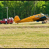 1944 CESSNA  T-50<br /> <br /> sometimes called a Bamboo Bomber as it's made of wood<br /> <br /> PA